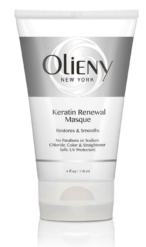 Keratin Renewal Masque