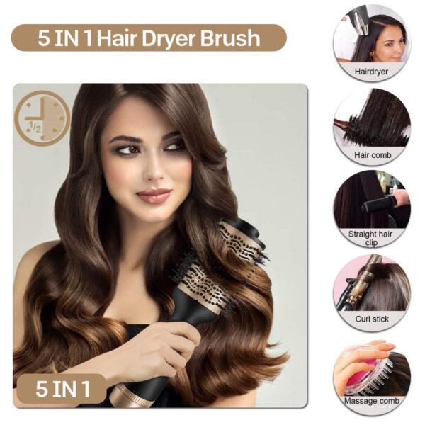 one step hair dryer