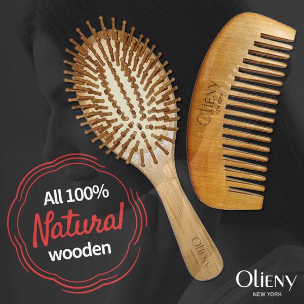 hair dryer brush straightener